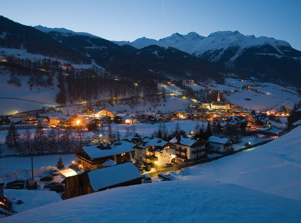 Sölden. The Hot Spot in the Alps.
