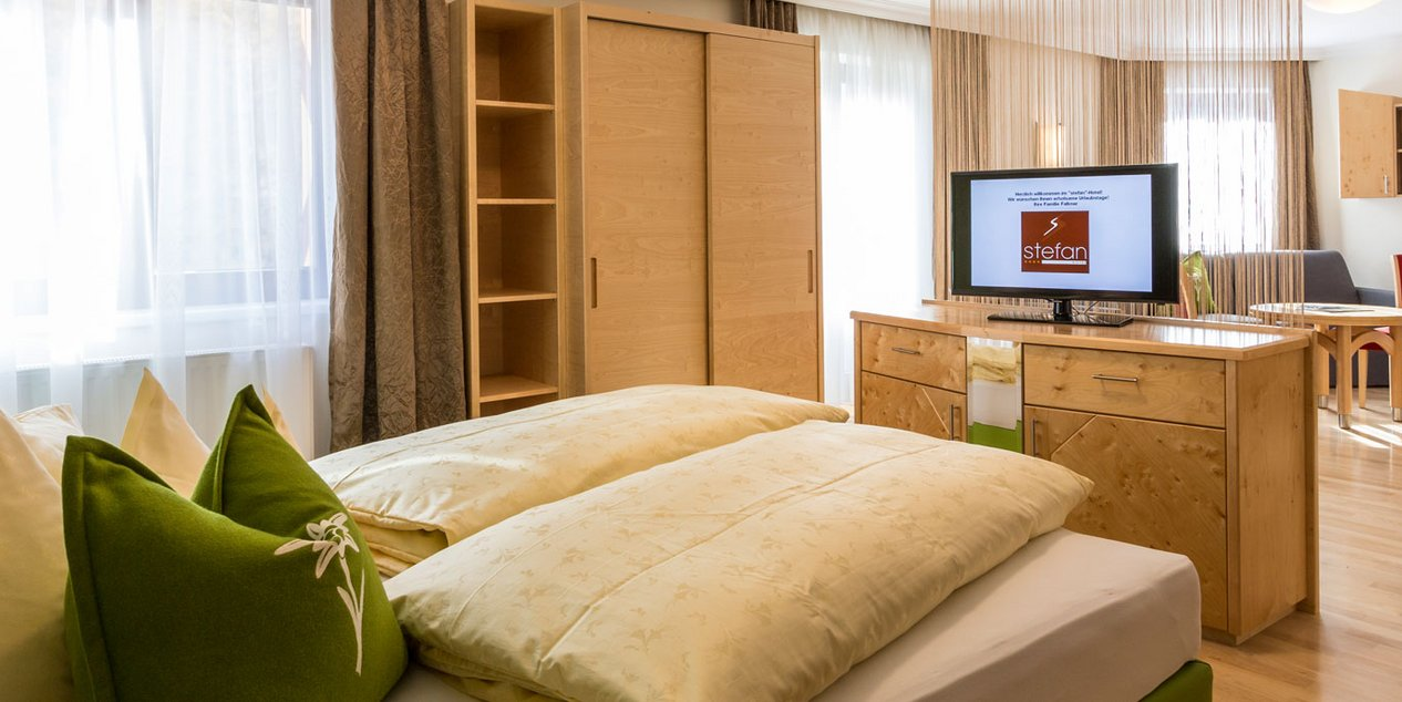 Junior Suite Spezial bis 4 Personen