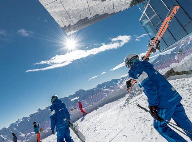 Skischool Sölden-Hochsölden