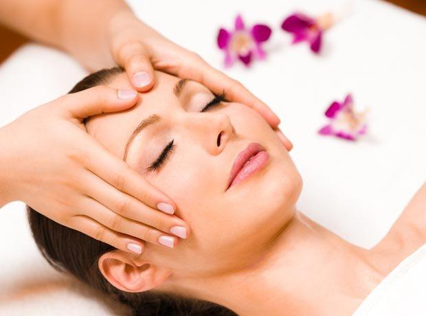 Natural face treatments