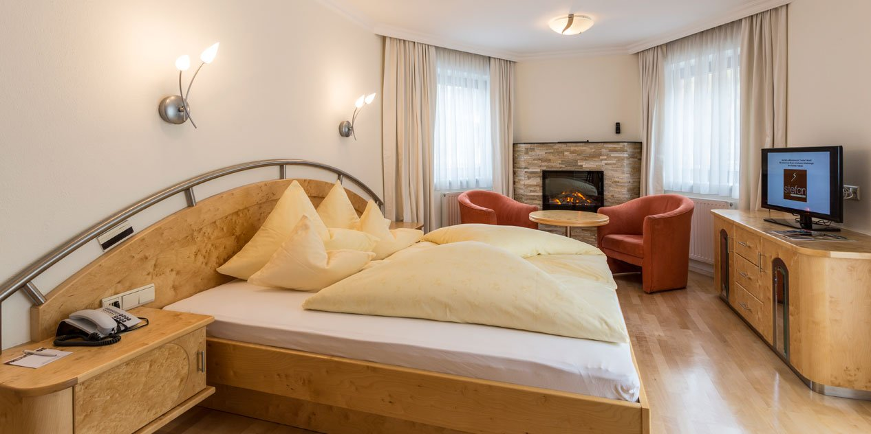 Junior Suite Spezial bis 3 Personen